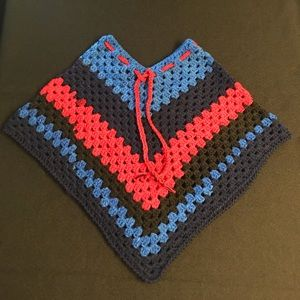 Handcrafted Poncho